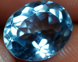 2.65 CRT GORGEOUS SKY BLUE TOPAZ-