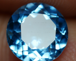 2.10 CRT GORGEOUS LONDON BLUE TOPAZ-