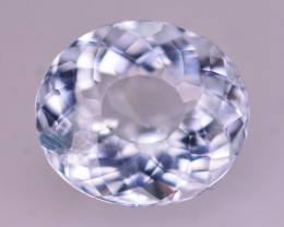 1.55 Ct Superb Color Natural Blue Aquamarine