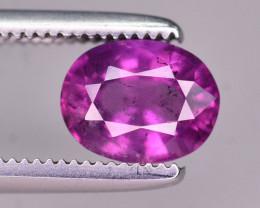 Rare 1.15 Ct Natural Corundum Pink Sapphire From Kashmir
