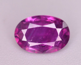 Rare 0.65 Ct Amazing Color Natural Corundum Sapphire From Kashmir