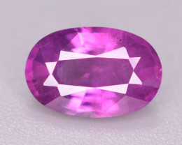 Rare 0.90 Ct Amazing Color Natural Corundum Sapphire From Kashmir