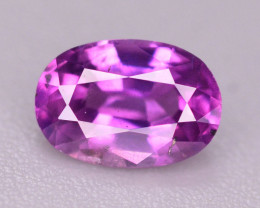 Rare 0.60 Ct Amazing Color Natural Corundum Sapphire From Kashmir