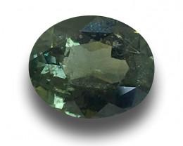 Natural Unheated Green Sapphire|Loose Gemstone|New| Sri Lanka
