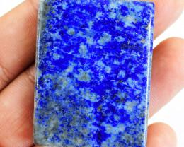Genuine 180.00 Cts Lapis Lazuli Untreated Cabochon
