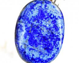 Genuine 119.00 Cts Oval Shape Lapis Lazuli Cabochon