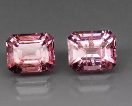 GGA- 2.0 CT - Spinel  PAAR-LAVENDER COLOR MaeSai Untreated