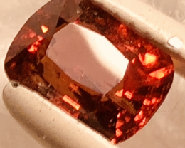 GGA-1.83 CT - Spinel IMPERIAL RED VERY RARE!!  Untreated