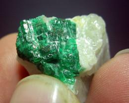 Natural Swat Emerald Cluster Specimen From Swat Pakistan