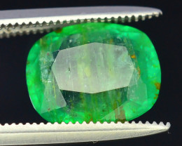 2.90 cts Super Top Quality Emerald Gemstone Panjsher