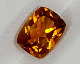 1.45Crt Madeira Citrine  Best Grade Gemstones JI140