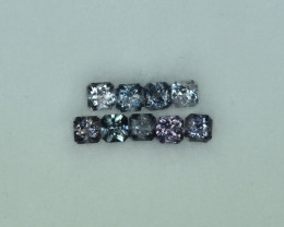 1.54 Cts Fabulous Attractive Burmese Grey Spinel Parcel