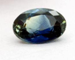 0.670Ct Certified Australian Sapphire