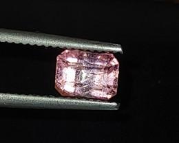 1.52 CT Unheated Pink Paprok Tourmaline