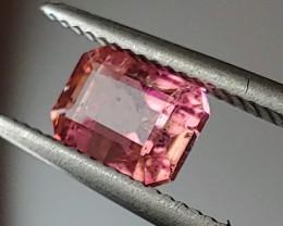 2.13 CT Unheated Neon Pink Paprok Tourmaline