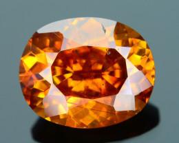 Rare 3.82 ct Sphalerite Great Dispersion Spain SKU.6