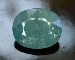 18.60 ^ Carats Deep ColorNatural Rare grandidierite Gemstone