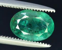 Top Color 1.20 Cts Natural Emerald Gemstones