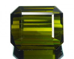 6.78 CT TOURMALINE TOP FACETED CUT GEMSTONE GT15