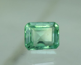 0.65 ^ Carats Natural Colombian Emerald gemstone