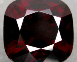 8.92 ct . Natural Red Spinel - Burma - IGE Certified