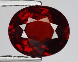 1.49 Ct Spessartite Garnet Pure Red Gem Quality Gemstone SG31