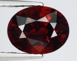 2.20 Ct Spessartite Garnet Pure Red Gem Quality Gemstone SG33