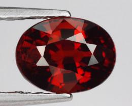 1.53 Ct Spessartite Garnet Pure Red Gem Quality Gemstone SG46
