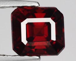 1.04 Ct Spessartite Garnet Pure Red Gem Quality Gemstone SG50