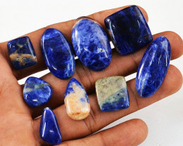Genuine 96.00 Cts Sodalite Gemstone Lot