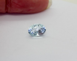 1.760Ct Aquamarine Natural Colour