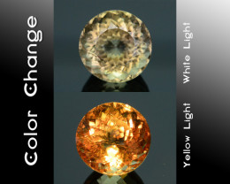 AAA Grade 4.12 ct Turkish Color Change Diaspore SKU.8