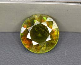 NR Auction - 1.70 cts Sphene Chrome Gemstone from Skardu Pakistan