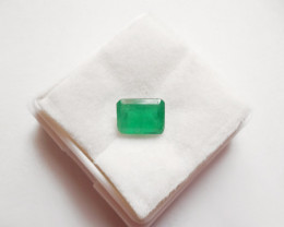 1.31 Colombian Emerald Certified