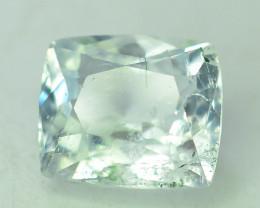 3.65 Carats Natural Aquamarine Gemstones