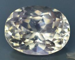 6.85 Carats Natural Morganite Gemstones