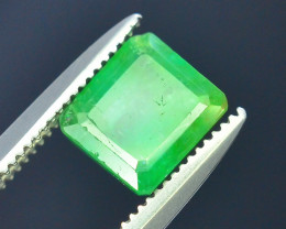 Top Color 1.10 Cts Natural Emerald Gemstones