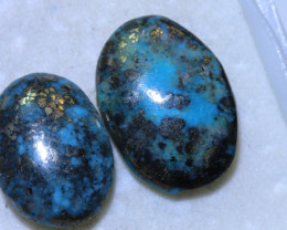 15.65CTS NATURAL  IRANIAN TURQUOISE TBG-2948