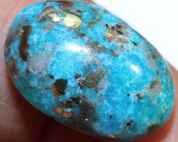 13.40CTS NATURAL   TURQUOISE TBG-2954