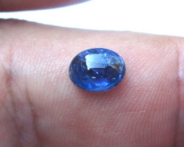 2.02cts Natural Burma Sapphire Oval Cabochon
