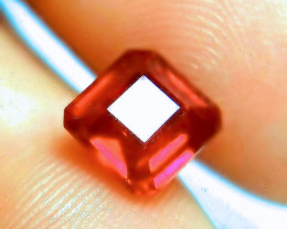 3.47 Carat VVS/VS Cherry Ruby - Superb
