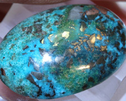 28.40CTS NATURAL  TURQUOISE TBG-2971