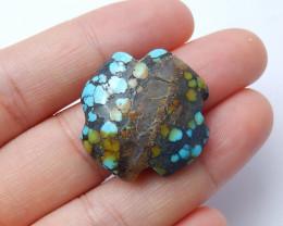 Unisex Cross Necklace,  stone pendant religious gift wholesale gemstone A96