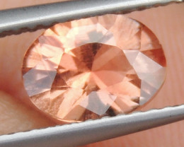 1.04cts Oregon Sunstone,   Top Brilliant Cut,  Untreated
