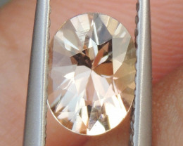 1.16cts Oregon Sunstone,   Top Brilliant Cut,  Untreated
