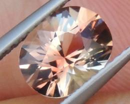 1.48cts Oregon Sunstone,   Top Brilliant Cut,  Untreated