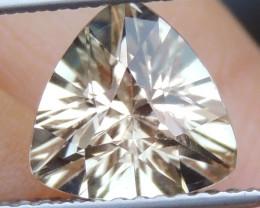 1.61cts Oregon Sunstone,   Top Brilliant Cut,  Untreated