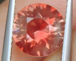 1.73cts Oregon Sunstone,   Top Brilliant Cut,  Untreated