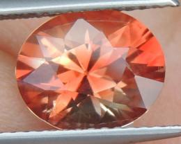 2.33cts Oregon Sunstone,   Top Brilliant Cut,  Untreated