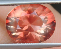 2.97cts Oregon Sunstone,   Top Brilliant Cut,  Untreated